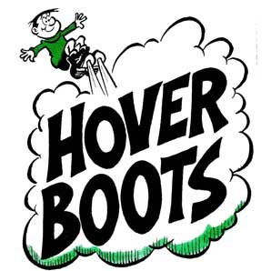 Hover Boots