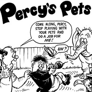 Percy's Pets