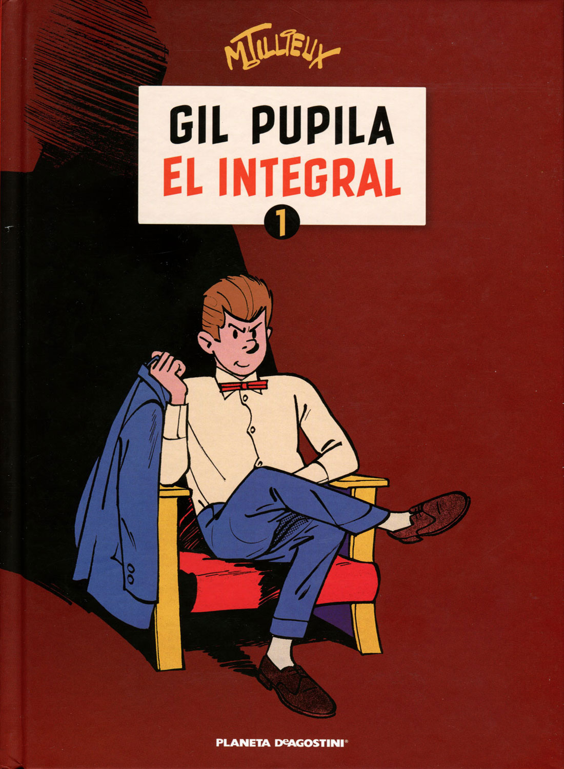 Gil Pupila, el integral