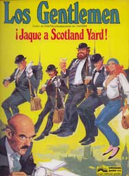 ¡Jaque a Scotland Yard!