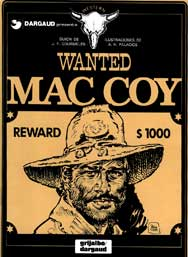 Wanted Mac Coy