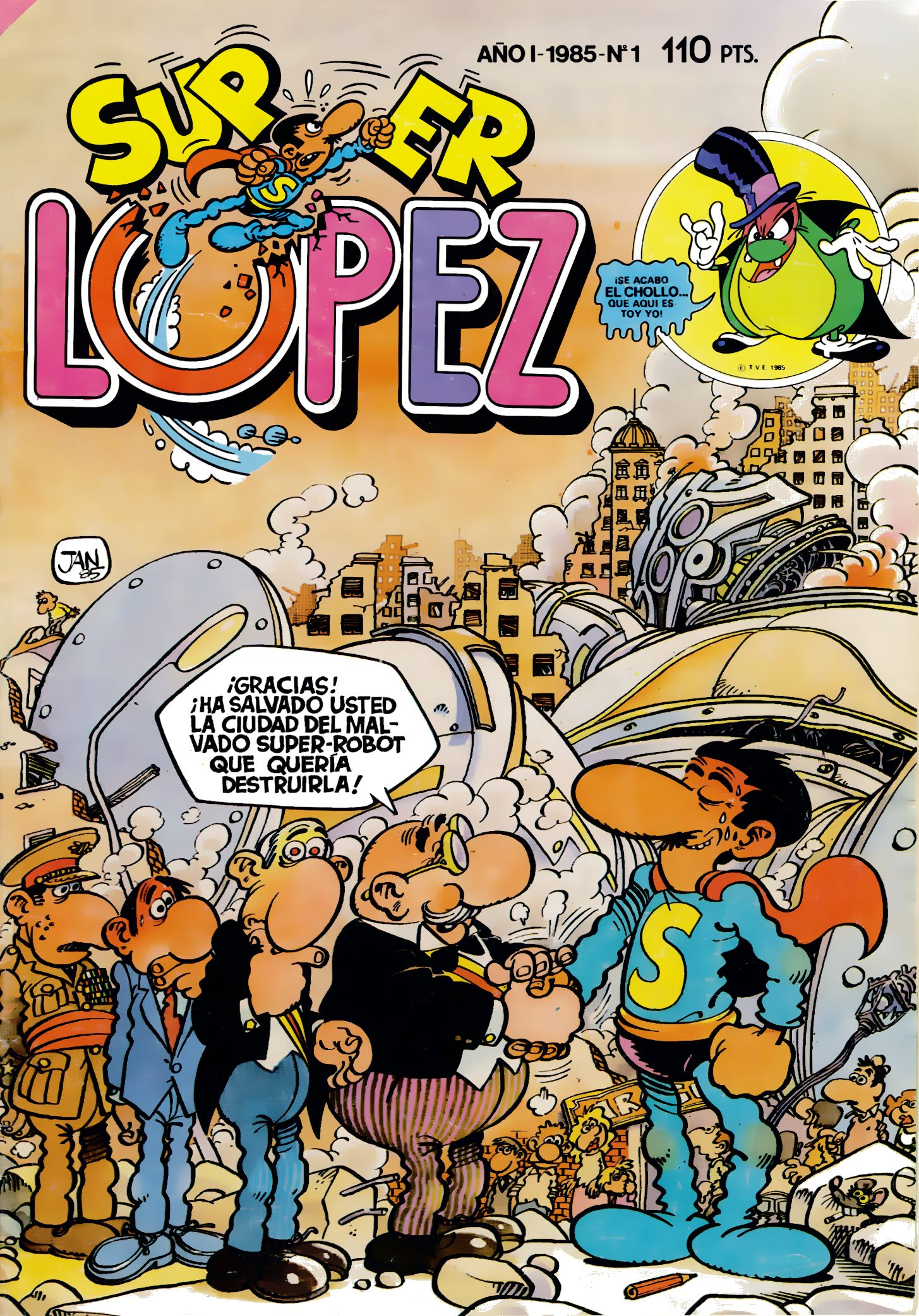 SuperLópez (Revista)